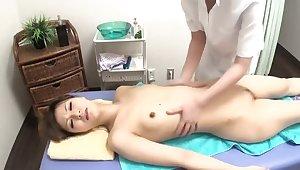 Godlike Japanese lady in lesbian XXX video