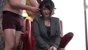 Japanese beau gets uncover and fucked good from in dire straits