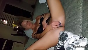 Laura, after I  have treated my boyfriend on a blow job, I didn't want not far from stop.