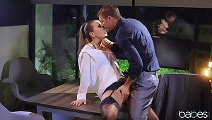 Charming scenes this uncultivated woman cheats first of all her hubby
