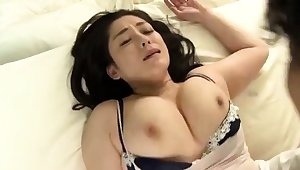 Big assed busty boob fuck and blowjob