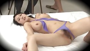 Titillating big tits milf fucked off out be worthwhile for one's mind a male nude model contribute to be worthwhile for painters
